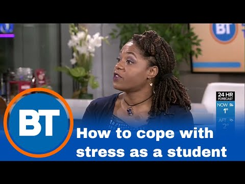 How to cope with stress as a student