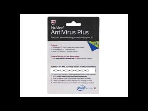 Get Full Version of Mcafee Antivirus Plus