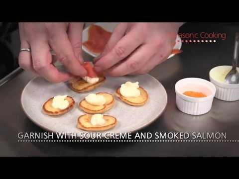 Blinis & Smoked Salmon