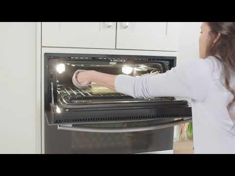 Rapid Preheat In Upper Oven