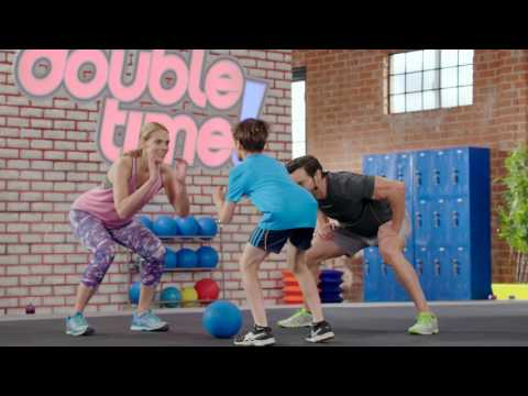 Introducing Beachbody's DOUBLE TIME