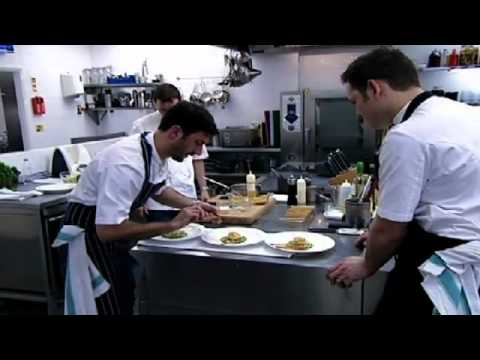 Egg and soldiers - Great British Menu