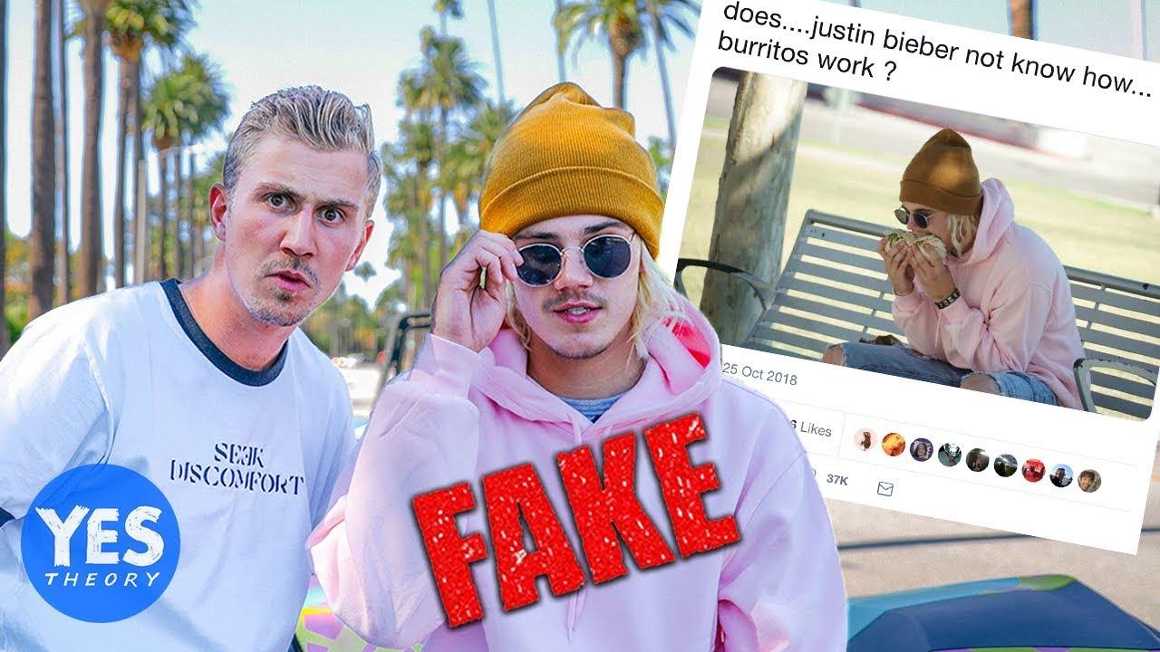 We Fooled the Internet w/ Fake Justin Bieber Burrito Photo