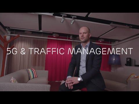 5G for traffic management