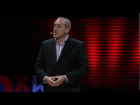 Extreme Identity: Jeff Carter at TEDxKC