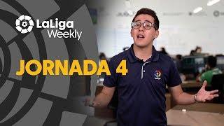 LaLiga Weekly Jornada 4