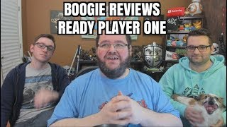 BOOGIE REVIEWS - READY PLAYER ONE