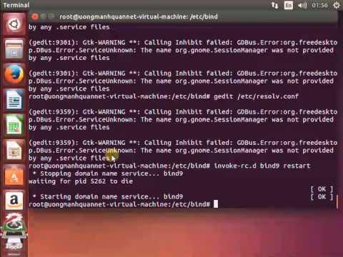 MailServer trên Ubuntu