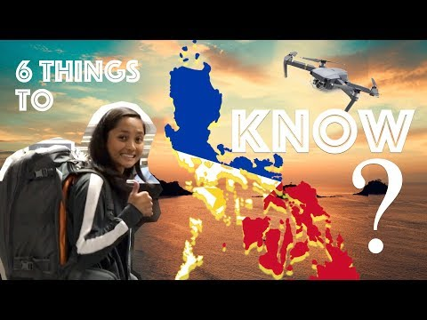 Tips for flying drones in the Philippines