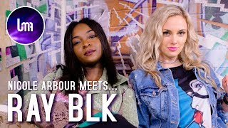 Ray BLK hangs with Nicole Arbour | UMA Music Full Interview