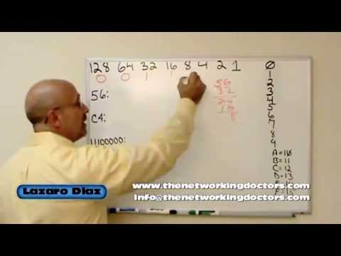 Decimal and binary conversion made simple