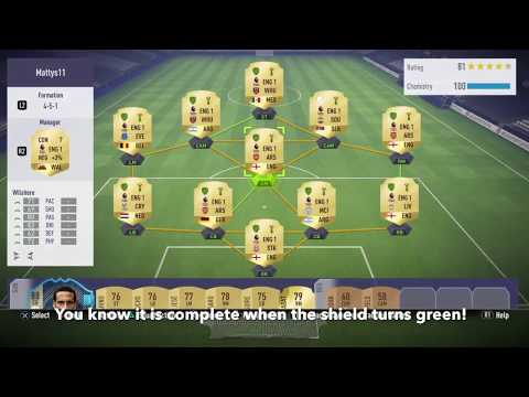 How to get extra chemistry in 5 minutes, Fifa 18!!