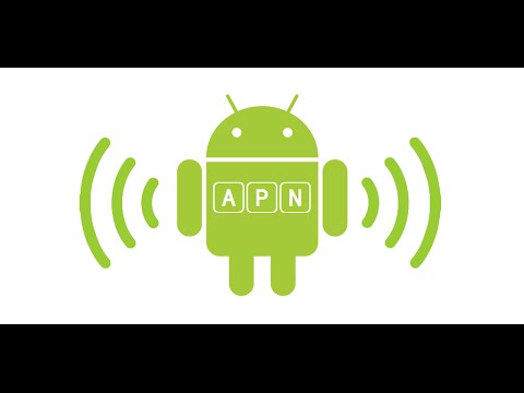 How to edit APN to LG