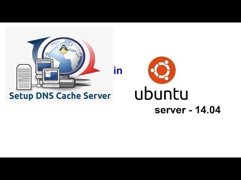 Ubuntu Server - How to set-up DNS Server using BIND9 on Ubuntu Server 14.04