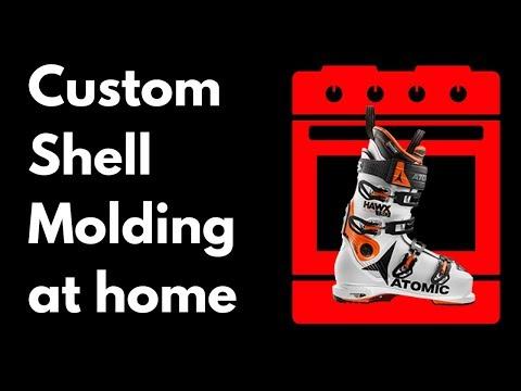 DIY Ski Boot Shell Molding - Bootorials Ep.38