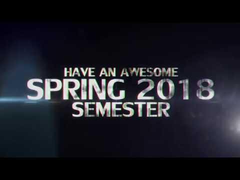Spring 2018 Semester - Movie Trailer (epic)