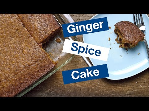 Cottage Spice Pan Cake!     Le Gourmet TV Recipes