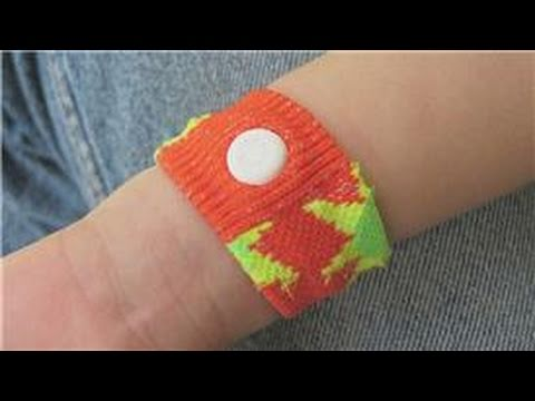 Acupressure Treatments : Acupressure Wrist Bands for Nausea
