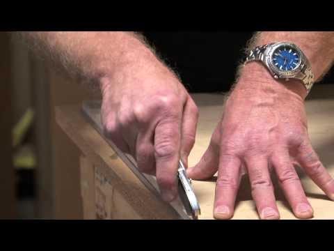 Webisode #10: How-to Handle and Prepare Wood Veneer