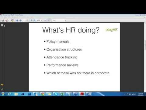 NEN Webinar#80 HR Policies and Benefits for Start ups