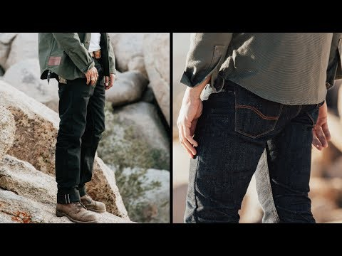 Everything You Ever Wanted To Know About Tobacco Kevlar Jeans