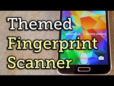 Theme the Fingerprint Scanner on Your Samsung Galaxy S5 [How-To]