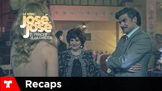 José José | Recap (03/23/18) | Telemundo