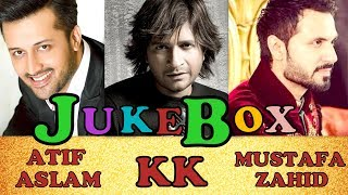 Best of Atif Aslam | KK | Mustafa Zahid | 3 Legends of All Time | Jukebox 2020