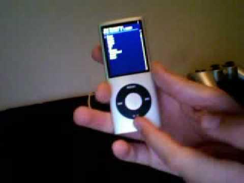 iPod Nano hack/unlock