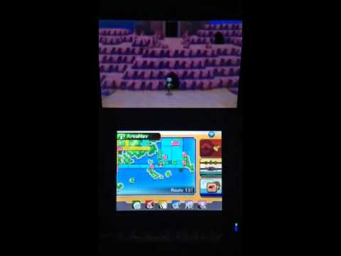 Catching Deoxys a second time - Pokemon Omega Ruby and Alpha Sapphire