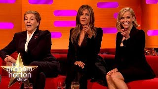 Jennifer Aniston & Reese Witherspoon Take A Friends Quiz | The Graham Norton Show