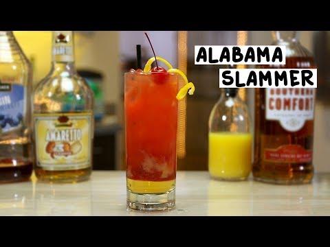 Alabama Slammer - Tipsy Bartender
