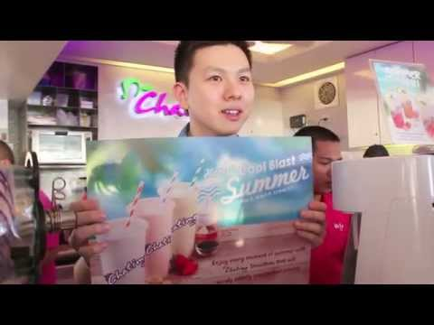 Chatime: How to Make Milk Tea Smoothie