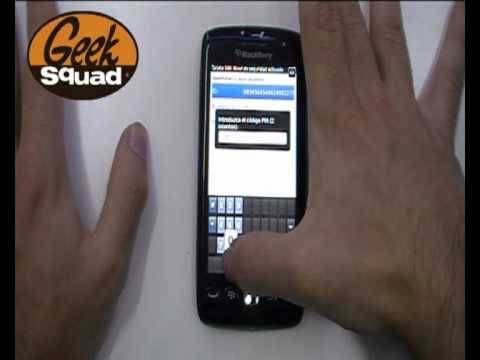 Truco: Cambiar Pin Blackberry