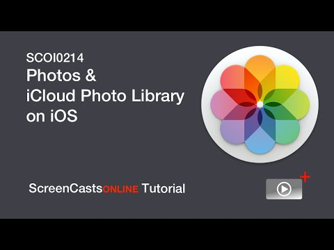 Photos & iCloud Photo Library for iOS - Trailer