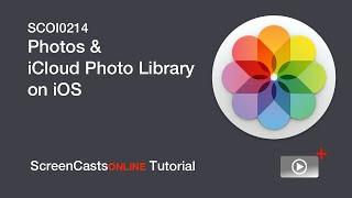 Photos Icloud Photo Library For Ios Trailer
