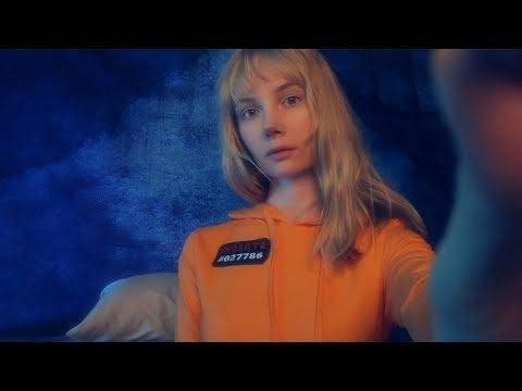 Prison Escape Together 🔒 ASMR Role Play