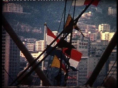 Port of call: Hong Kong in 1963