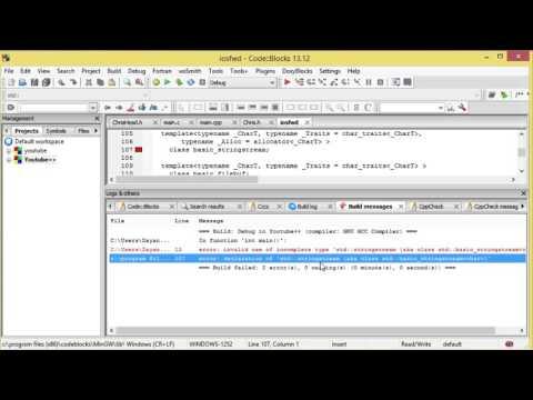 C++ Programming - 23 - Stringstream