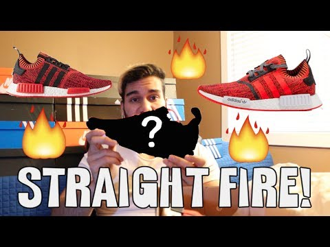 Another Fire Adidas NMD Pickup!!!