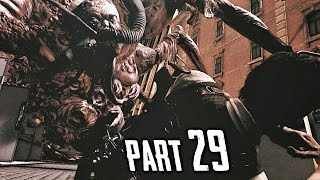 The Evil Within Walkthrough Gameplay Part 29 - The Ride (PS4)