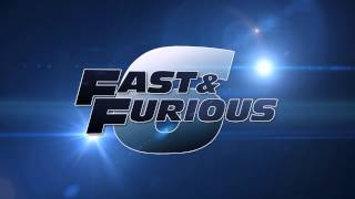 Intro Fast & furious 6 by After Effects