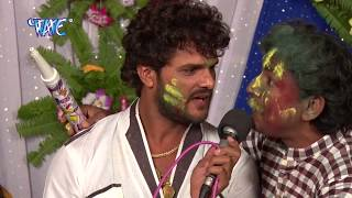 Superhit खेसारी लाल होली गीत 2017 - Khesari Lal - बहीन छिनरा देवरा - Bhojpuri  Hot Holi Songs