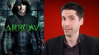 Arrow season 1 review