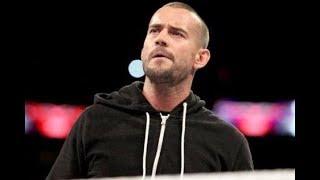 Major WWE NEWS Update On CM Punk's 2018 WWE Return - WWE news and rumors 2017