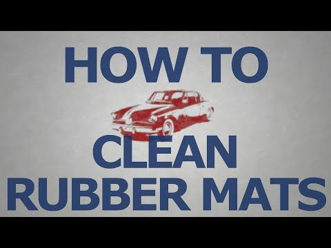 How to Clean Your Rubber Floor Mats