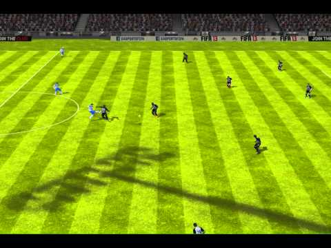 FIFA 13 iPhone/iPad - jacobc magpies vs. Sp. Charleroi