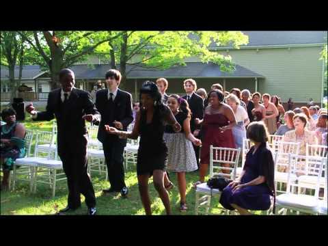 Wedding Ceremony Flash Mob