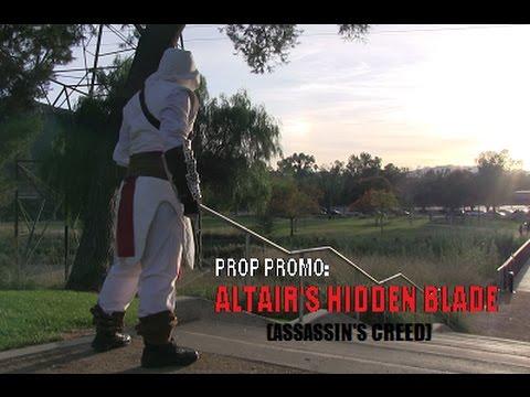 Prop Promo: Altair's Hidden Blade