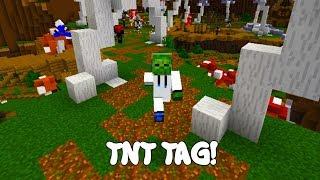 EL MANCO FOREVER! Minecraft TNT TAG!